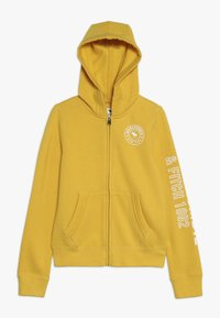 Abercrombie & Fitch - Mikina na zip - yellow - 0