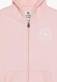 Abercrombie & Fitch - Sweatjacke - pink - 4