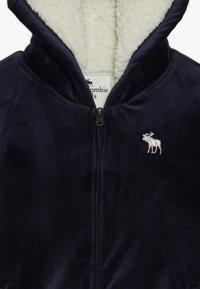 Abercrombie & Fitch - Mikina na zip - dark blue - 3