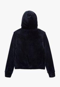 Abercrombie & Fitch - Mikina na zip - dark blue - 1