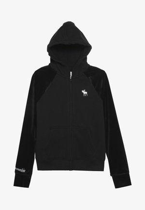 CORE  - Zip-up hoodie - black