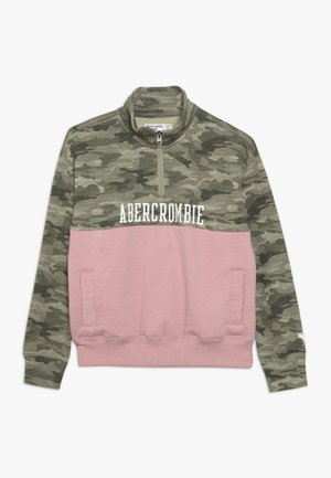 YOKE BLOCKED - Sweatshirt - pink