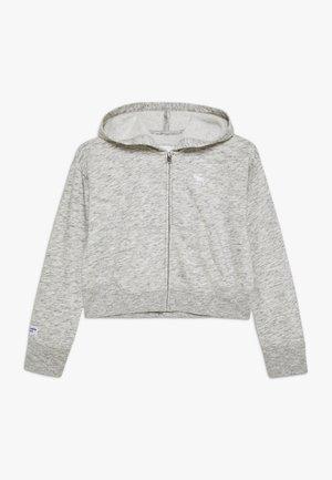 CORE FULLZIP  - Mikina na zip - grey