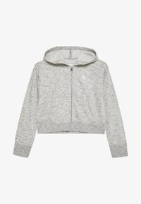 Abercrombie & Fitch - CORE FULLZIP  - Mikina na zip - grey - 2