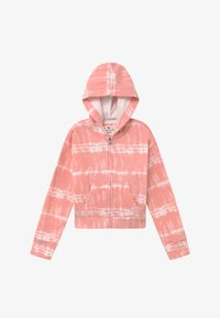 Abercrombie & Fitch - CORE FULLZIP WASH - Zip-up hoodie - pink - 2