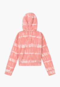 Abercrombie & Fitch - CORE FULLZIP WASH - Zip-up hoodie - pink - 1