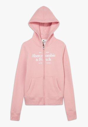 JAN FULLZIP  - Mikina na zip - pink