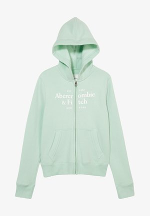 JAN FULLZIP  - Mikina na zip - green