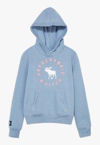 Abercrombie & Fitch - JAN  - Sweatshirt - blue - 0