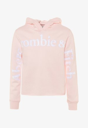 CORE POPOVER - Sweat à capuche - pink