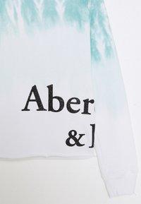 Abercrombie & Fitch - CORE POPOVER - Mikina skapucí - blue - 2