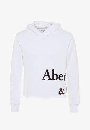 CORE - Jersey con capucha - white