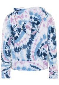 Abercrombie & Fitch - CORE FULLZIP - Mikina na zip - blue wash - 1