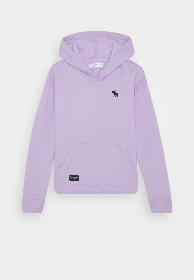 SOLID - Kapuzenpullover - purple