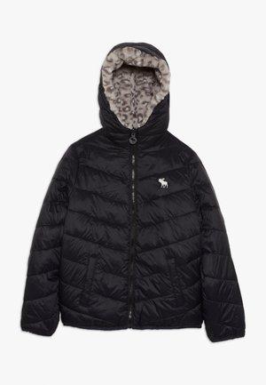 COZY PUFFER - Veste d'hiver - black