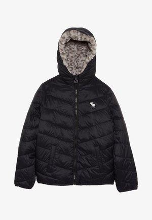 COZY PUFFER - Zimní bunda - black