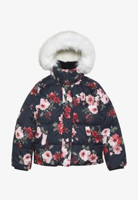 Abercrombie & Fitch - ESSENTIAL PUFFER - Winter jacket - navy - 4