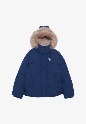 ESSENTIAL PUFFER - Zimní bunda - blue