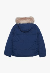 Abercrombie & Fitch - ESSENTIAL PUFFER - Winter jacket - blue - 1