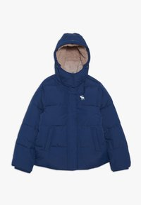Abercrombie & Fitch - ESSENTIAL PUFFER - Winter jacket - blue - 2