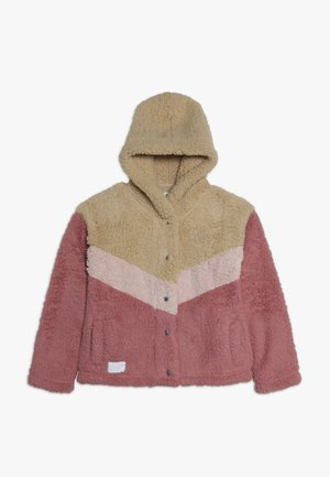 CHEVRON COZY - Light jacket - pink