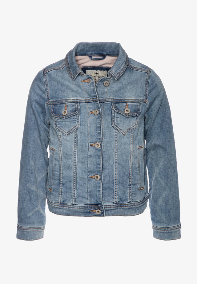 COZY JACKET  - Übergangsjacke - medium wash