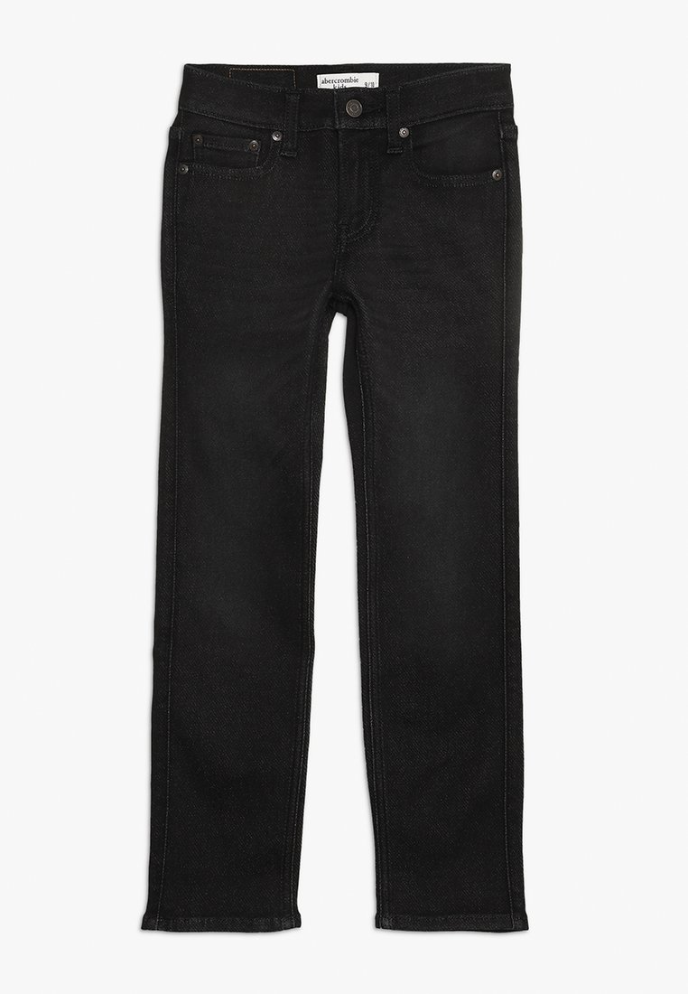Abercrombie & Fitch - Jeans slim fit - black