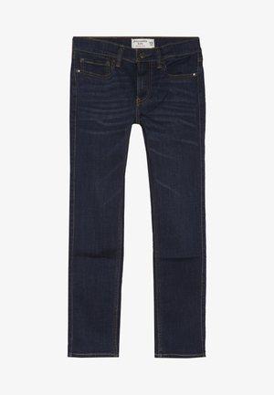 Slim fit jeans - dark