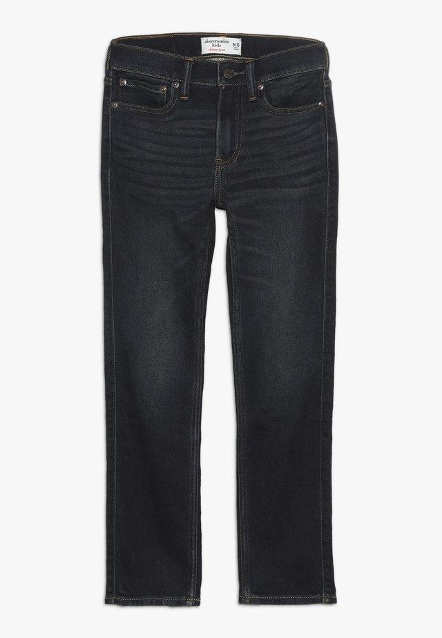 SKINNY - Jeans slim fit - dark