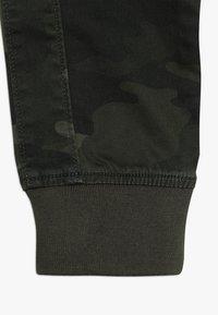 Abercrombie & Fitch - BETTER CAMO JOGGER - Pantalon classique - khaki - 3