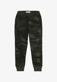 Abercrombie & Fitch - BETTER CAMO JOGGER - Pantalon classique - khaki - 4