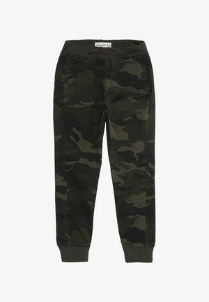 BETTER CAMO JOGGER - Pantaloni - khaki