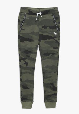 MARKETED JOGGER - Spodnie treningowe - khaki