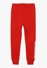 Abercrombie & Fitch - CORE LOGO - Trainingsbroek - red - 1