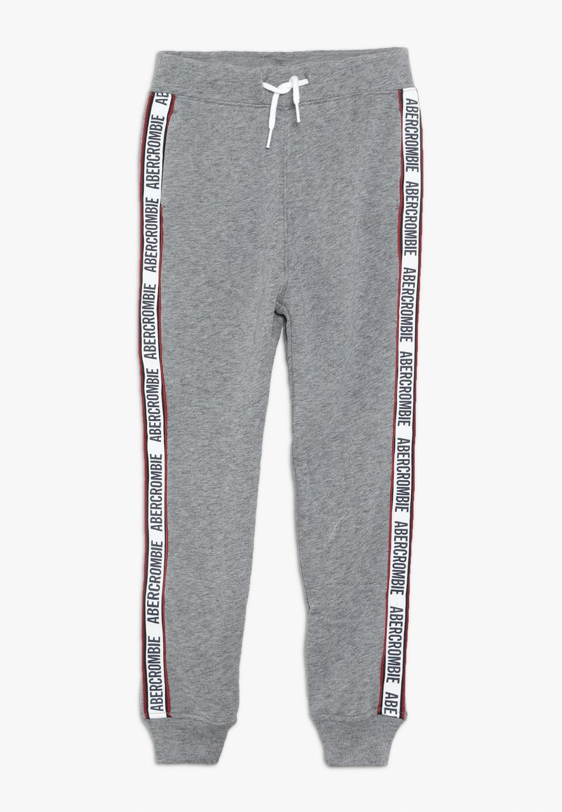 Abercrombie & Fitch - TAPE IT OR LEAVE IT - Verryttelyhousut - grey