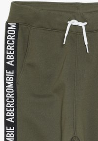 Abercrombie & Fitch - TAPE IT TO THE LIMIT - Joggebukse - olive - 4