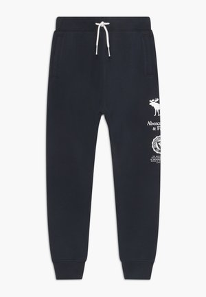 CORE LOGO - Trainingsbroek - navy