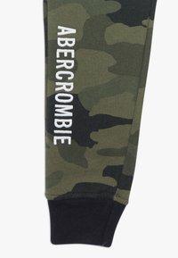 Abercrombie & Fitch - TECHNIQUE LOGO  - Trainingsbroek - khaki - 4