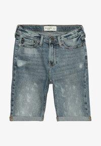 Abercrombie & Fitch - Denim shorts - medium - 3