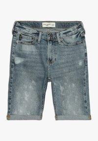 Abercrombie & Fitch - Denim shorts - medium - 0