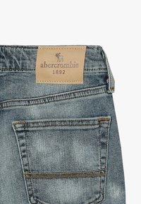 Abercrombie & Fitch - Denim shorts - medium - 4
