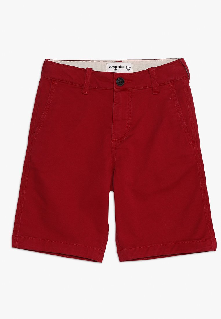 Abercrombie & Fitch - Shorts - red