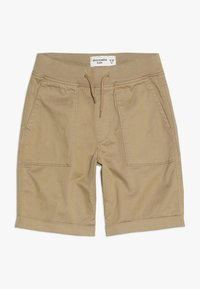 Abercrombie & Fitch - PULL ON  - Kraťasy - beige - 0