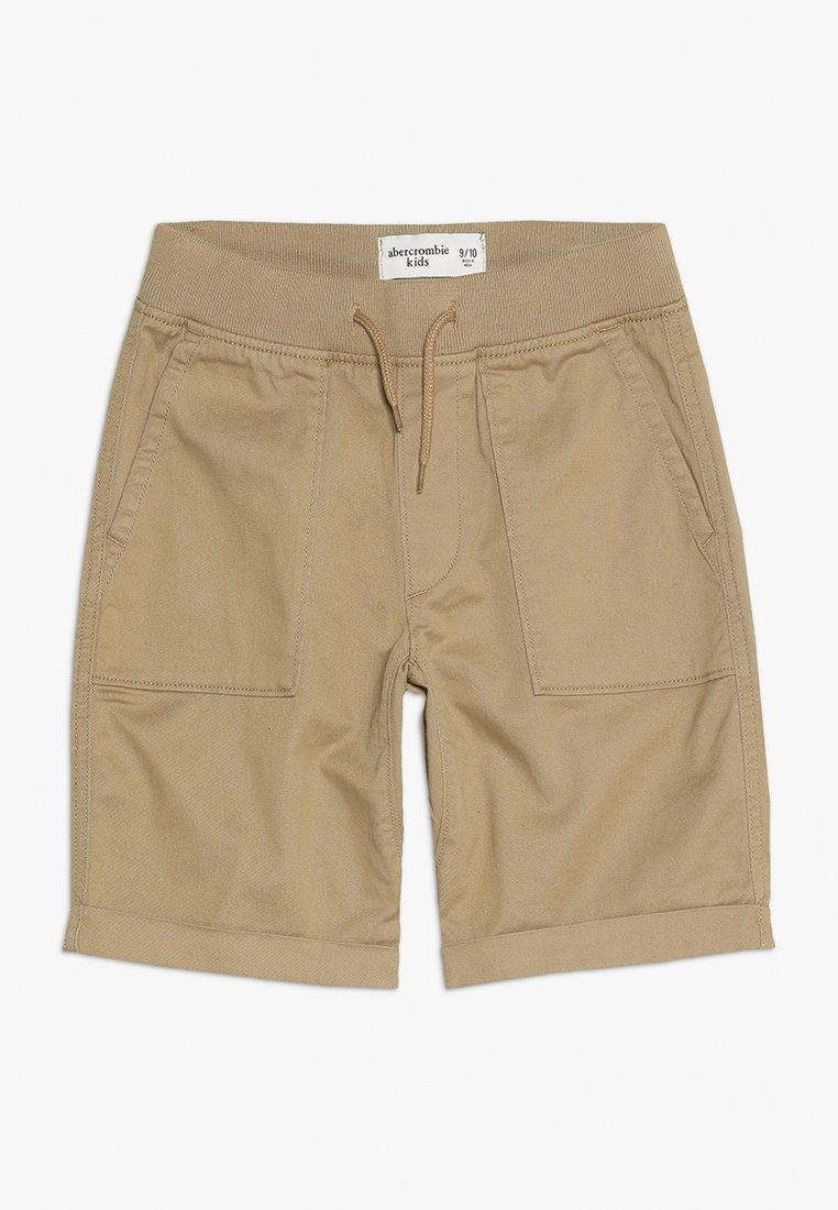 Abercrombie & Fitch - PULL ON  - Shorts - beige