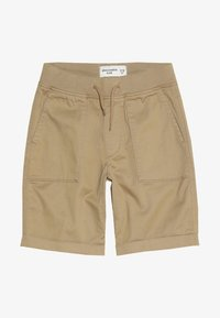 Abercrombie & Fitch - PULL ON  - Kraťasy - beige - 3