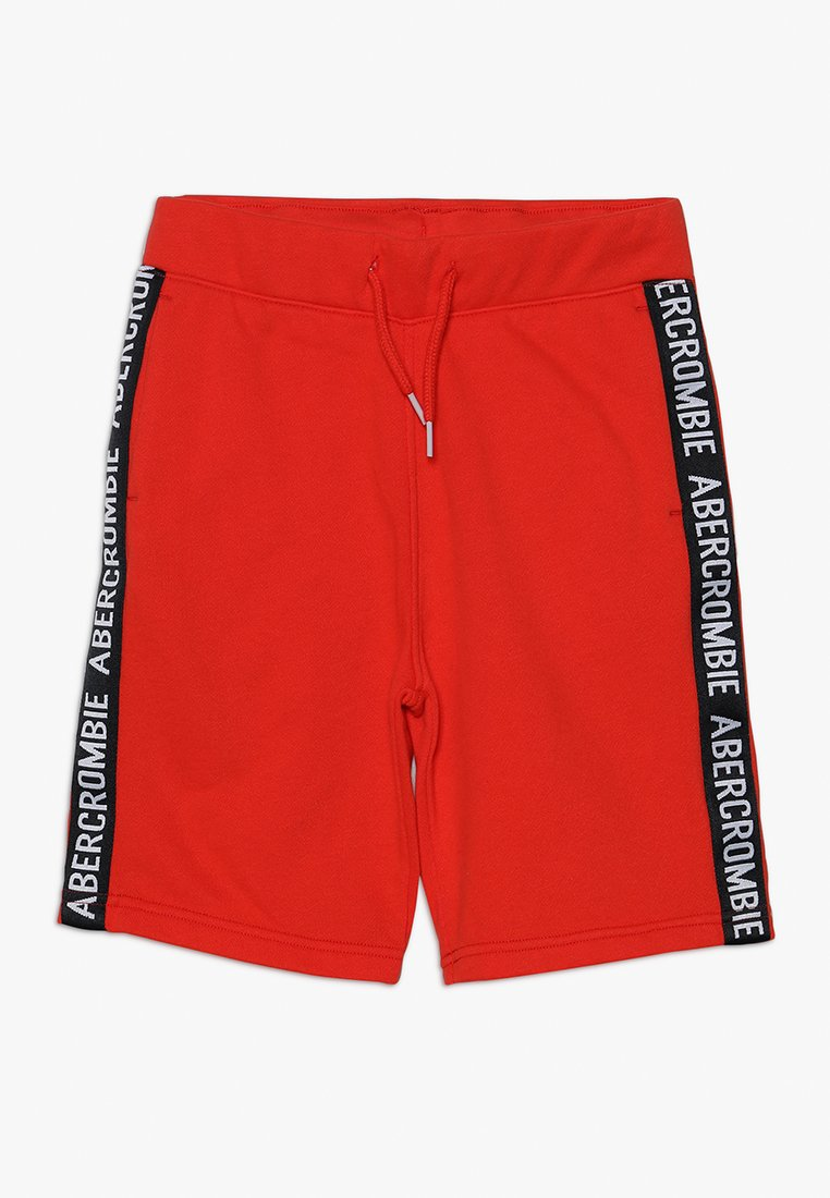 Abercrombie & Fitch - ICON TAPE - Pantaloni sportivi - red