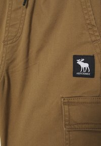 Abercrombie & Fitch - RAW PULL ON CARGO - Shorts - khaki - 2