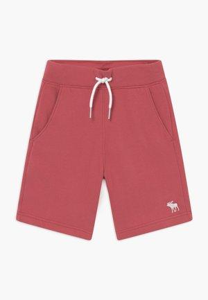 ICON - Teplákové kalhoty - red