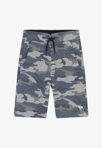 Abercrombie & Fitch - ICON - Verryttelyhousut - blue - 2