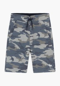 Abercrombie & Fitch - ICON - Verryttelyhousut - blue - 0